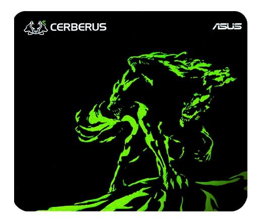 ASUS Cerberus Mat Mini fekete-zöld egérpad