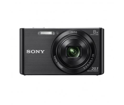 SONY DSC-W830 Fekete