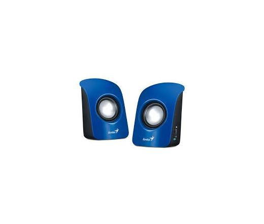 GENIUS SPEAKER SP-U115 Kék/Fekete