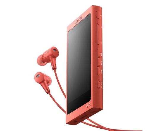Sony NWA45HNR.CEW MP3 és multimédia lejátszók