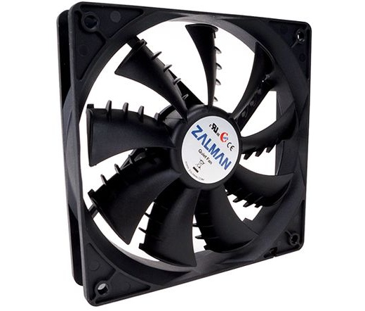 COOLER Zalman 80mm CASE FAN ZM-F1 Plus (SF)