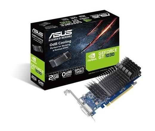 VGA Asus GT1030-SL-2G-BRK 2GB DDR5
