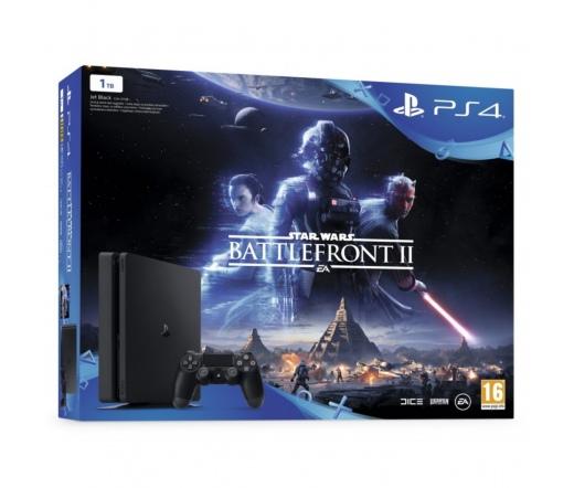 SONY PS4 Slim Konzol 1TB  + Battlefornt 2