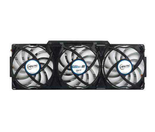 COOLER ARCTIC Accelero Xtreme III Univerzális VGA hűtő