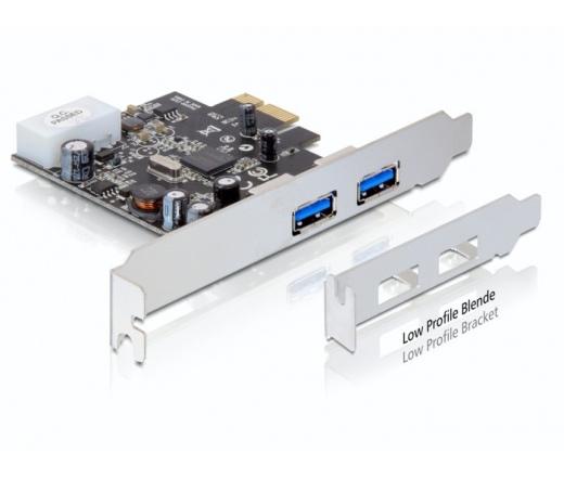 I/O DELOCK PCI-E -> 2x USB 3.0 (89241)