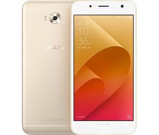 "Asus ZenFone Live 5.5"" 16GB DS Sunlight Gold"