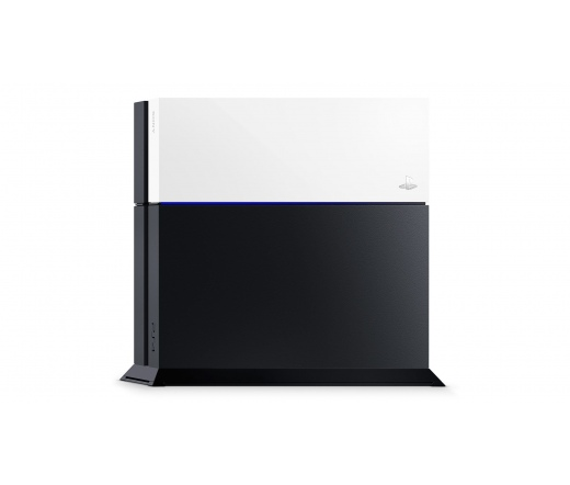 PS4 PS4K HDD Bay Cover White