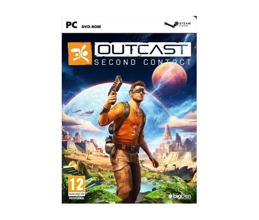 PC Outcast - Second Contact