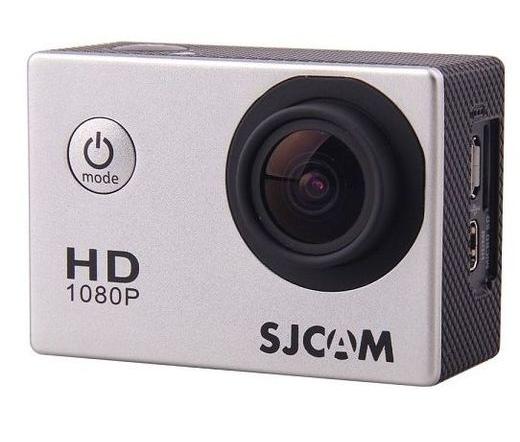 KA - SJCam SJ4000S ezüst sportkamera