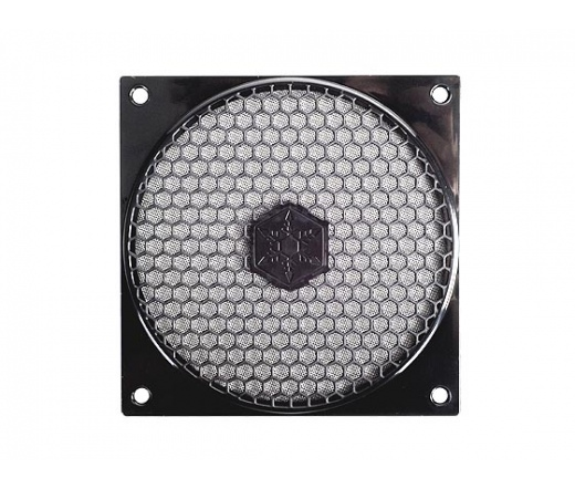 SILVERSTONE 120mm Fan Grill + Filter Kit