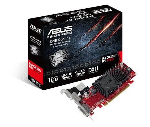 VGA ASUS PCIE R5 230-SL-2GD3L-L 2GB DDR3