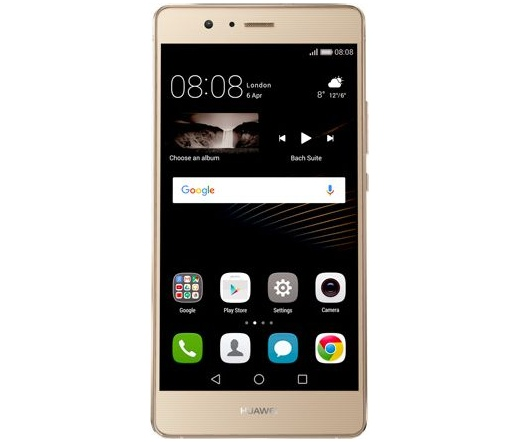 TEL HUAWEI P9 Lite Mini DS 16GB arany