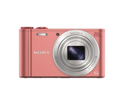SONY DSC-WX350 Rózsaszín