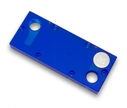 EK WATER BLOCKS TOP Plexi - RAM Monarch X4 Clean CSQ - Blue