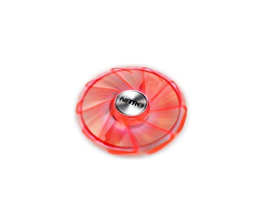 COOLER Sapphire NITRO Gear Led FAN RED lite