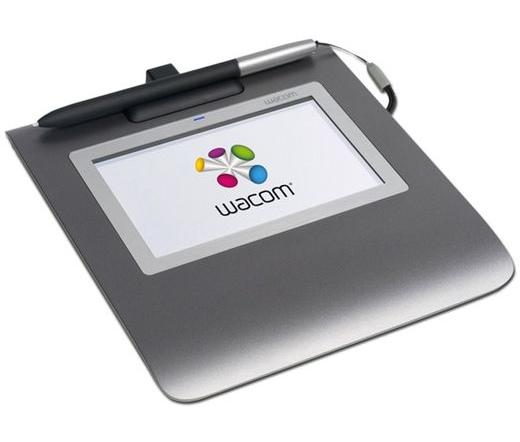 WACOM  STU-530 Digitalizáló kijelző + Sign Pro LCD Display 800x480