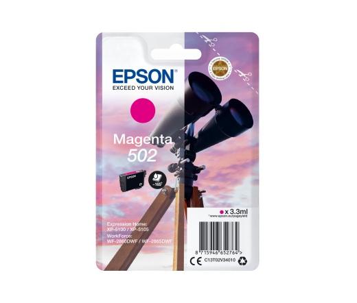 PATRON Epson magenta 502