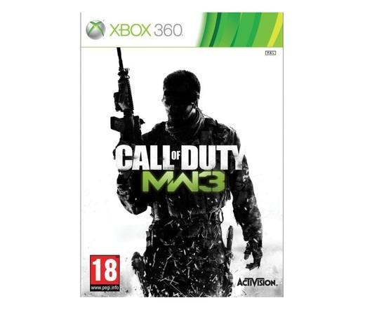 GAME XB360 Call of Duty 8 - Modern Warfare 3