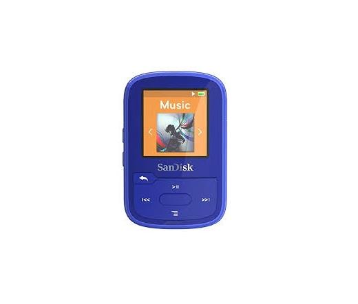 MP3 SANDISK Clip Sport Plus 16GB Blue