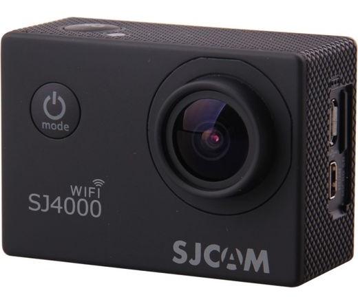 KA - SJCam SJ4000 Wifi fekete sportkamera