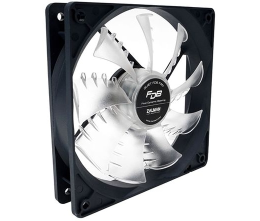 COOLER Zalman 92mm FDB CASE FAN ZM-F2 FDB (SF)