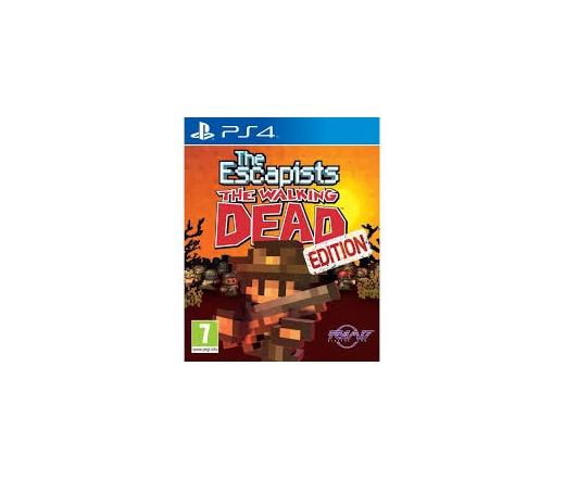 GAME PS4 PS4S Escapists Walking Dead