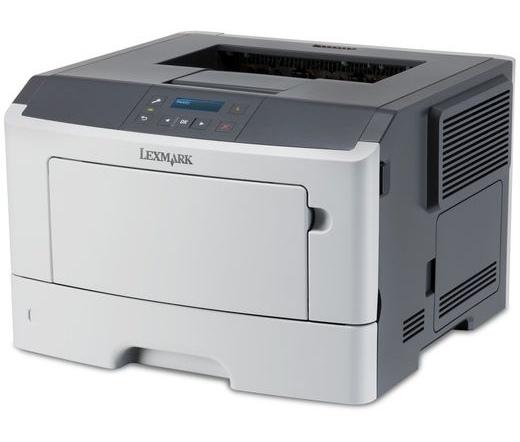 PRINTER LEXMARK MS317DN Laser LED Szilárdtintás + kezdő készlet