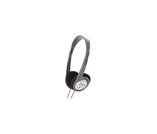 Panasonic RP-HT010E-H Fejhallgató fekete-szürke