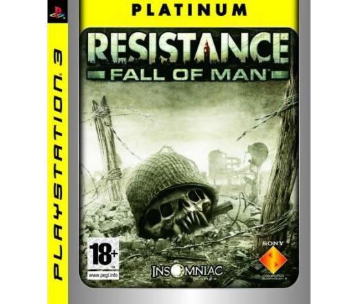 GAME PS3 Resistance: Fall of Man Platinum