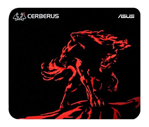 ASUS Cerberus Mat Mini fekete-piros egérpad