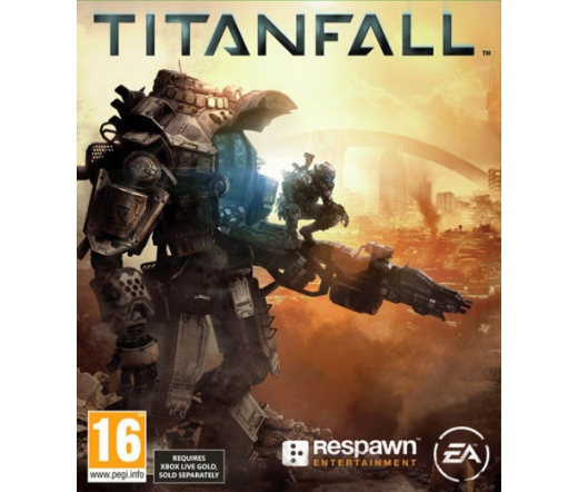 GAME XBOX ONE EA Titanfall