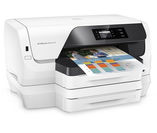HP OfficeJet Pro 8218 tintasugaras nyomtató