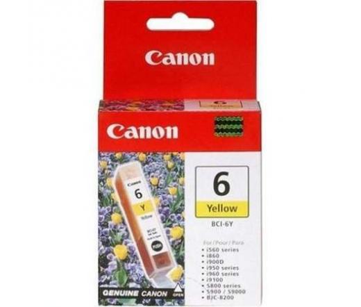 Patron Canon BCI-6Y Yellow