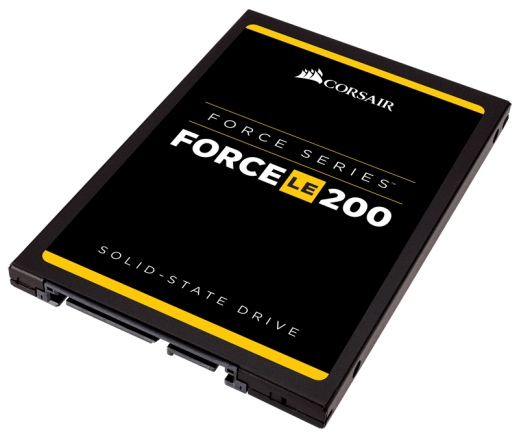 "SSD SATA 2,5"" CORSAIR 120GB Force LE200 C"