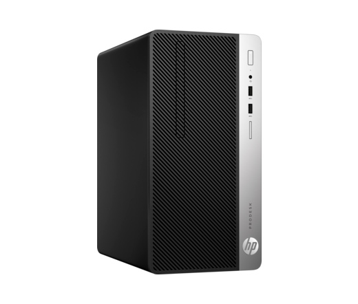HP ProDesk 400 G5 MT Core i5-8500 3.0GHz, 8GB, 256GB SSD, Win 10 Prof.