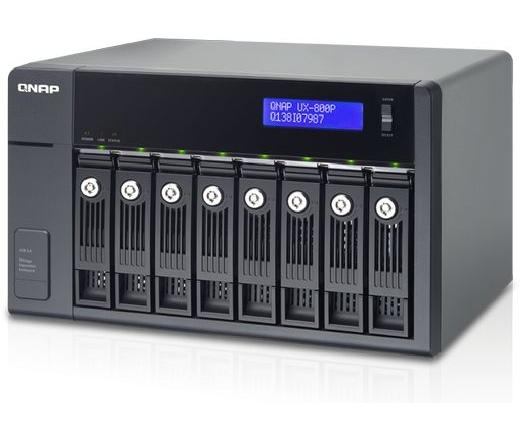 NAS QNAP UX-800P Expansion Unit 8 bays