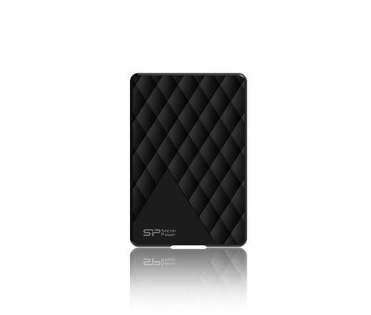 HDD EXT Silicon Power D06 1TB USB3.0 Fekete