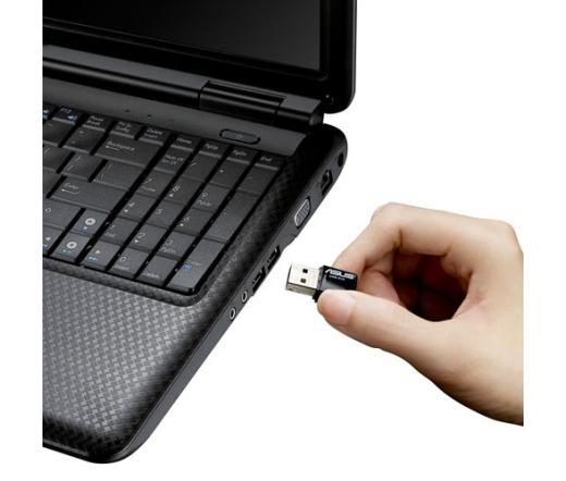 NET ASUS USB-N10 Wireless USB Adapter