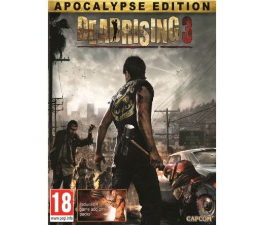 GAME XBOX ONE Dead Rising 3 Apocalyps Edition