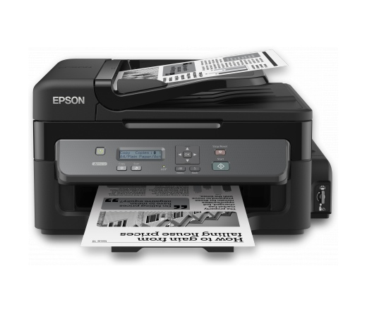 PRINTER EPSON WorkForce M200 ultranagy kapacitású tintasugaras MFP
