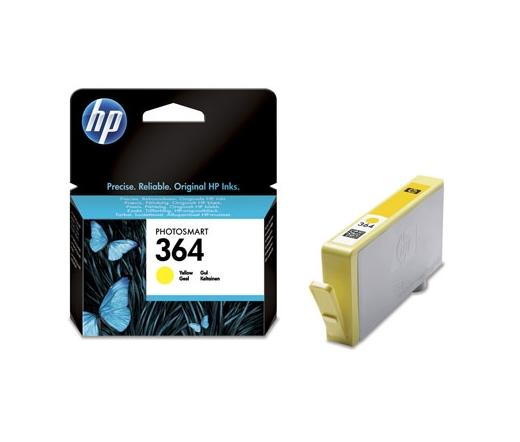 Patron HP No364 Yellow (CB320EE)