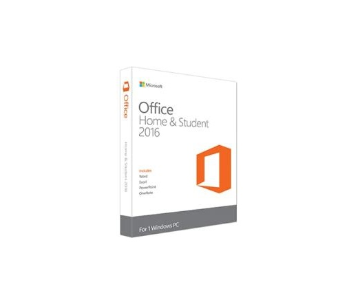 SW MS OFFICE 2016 Home & Student magyar PKC