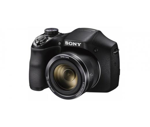 SONY DSC-H300 Fekete