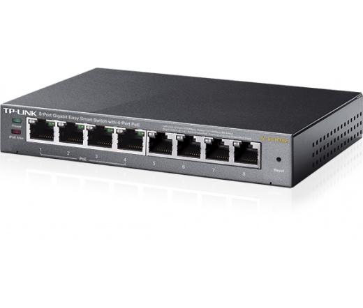 NET TP-LINK TL-SG108PE 8Port Gigabit Switch with POE