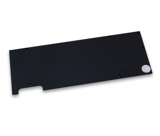 EK WATER BLOCKS EK-FC1070 GTX Backplate - Black