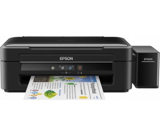 Printer EPSON L382 ultranagy kapacitású tintasugaras MFP