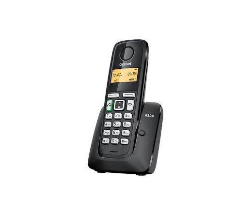 TEL GIGASET ECO DECT Telefon A220 Black