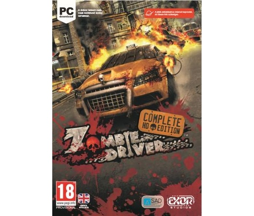 GAME PC Zombie Driver HD Complete Edition