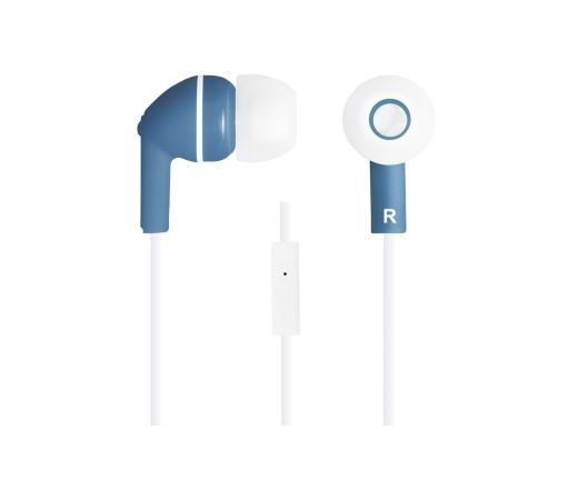 CANYON CNS-CEP03BL mikrofonos fülhallgató kék