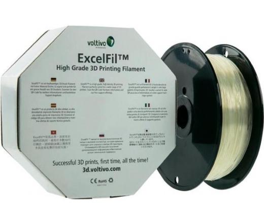 Voltivo ExcelFil 3D ABS 1,75mm transparent